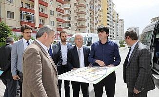"""Melikgazi Belediye Başkanı Dr. Mustafa Palancıoğlu: """"Küçükali mahallesi, her şeyi ile yenilendi"""""""
