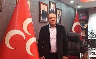 MHP İl Başkanı Karataş'tan Babalar Günü mesajı
