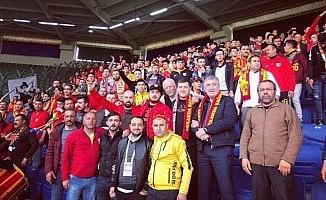 """MHP Kayseri Milletvekili Baki Ersoy: """"Kayserispor profesyonel yönetilmeli"""""""