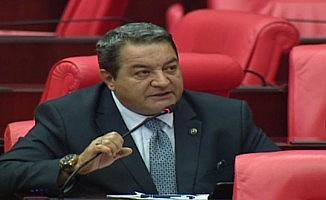 Milletvekili Fendoğlu, Doğanyol sulama sorununu meclise taşıdı