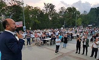Milletvekili Kavuncu'dan yoğun İstanbul mesaisi