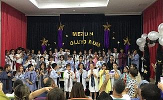 Nasreddin Hoca Kreşinde babalar günü kutlaması