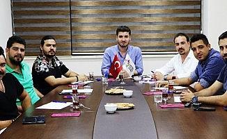 Nazilli Ticaret Odası'nda Genç Girişimciler Kurulu toplantısı yapıldı