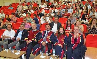 OMÜ Turizm Fakültesinde mezuniyet coşkusu