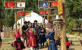 (Özel) Kırgız Türkleri kültürlerini yaşatmaya çalışıyor