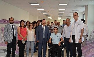 PAÜ'de Ayaktan Kemoterapi Ünitesi hizmete girecek