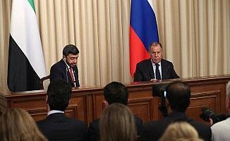"""Rusya: """"Körfez krizi diyalogla çözülür, ABD'nin yaptırımları diyaloga engel"""""""