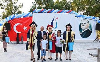 Salihli MYO 23.dönem mezunlarını uğurladı