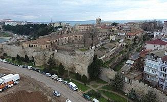Sinop Kalesi için proje hazırlanıyor