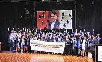 SÜ Teknoloji Fakültesi mezunlarını uğurladı