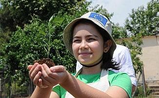 Tarımın geleceği emin ellerde
