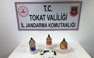 Tokat'ta uyuşturucu madde operasyonu