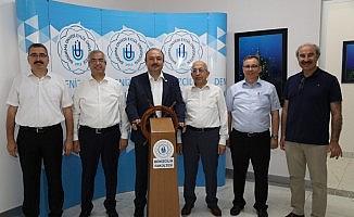 Trakyalı üniversiteler Bandırma'da toplandı