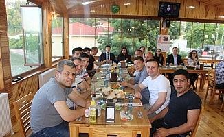 Türkeli'de Jandarma Teşkilatı'nın 180. Kuruluş Yıldönümü etkinlikleri
