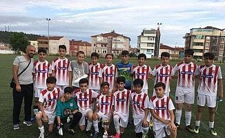 U13 Gençler Ligi şampiyonu Bilecikspor oldu