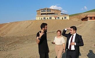 Vali Yardımcısı Duruk, kayak merkezini ziyaret etti