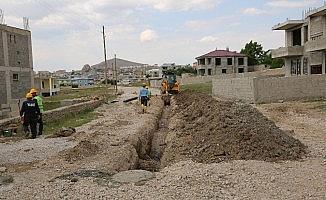VASKİ'den kanalizasyon çalışması