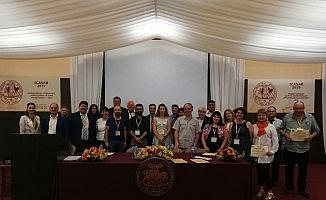 Yüksek Lisans öğrencileri ADÜ'yü başarıyla temsil etti