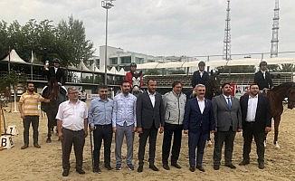 15 Temmuz Şehitleri ve Gazileri için Engelli Parkuru Koşusu düzenlendi