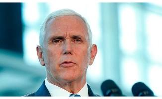 """ABD'den """"acil durum"""" açıklaması! Pence'in seyahatini iptal etmesi... ."""