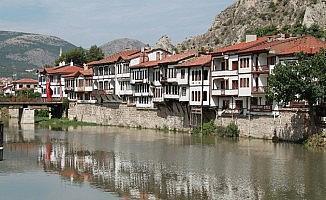 Açık hava müzesi Amasya'nın 2019 yılı hedefi 1 milyon turist