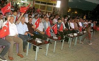 Araban'da Demokrasi ve Milli Birlik Günü