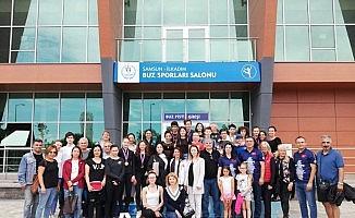 """""""Artistik Buz Pateni Junıor Grand Prix Seçme"""" sonuçları belli oldu"""