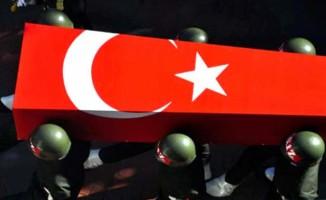 Askeri araca roket saldırısı: 1 Binbaşı şehit oldu