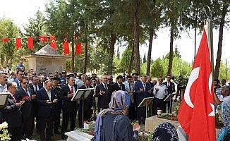 Aydın'da 15 Temmuz şehitleri dualarla anıldı