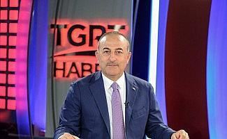 """Bakan Çavuşoğlu, """"F-35'i vermedikleri zaman Türkiye başka alternatiflere yönelir"""""""