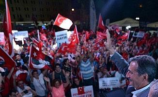 Başkan Ataç'tan 15 Temmuz mesajı