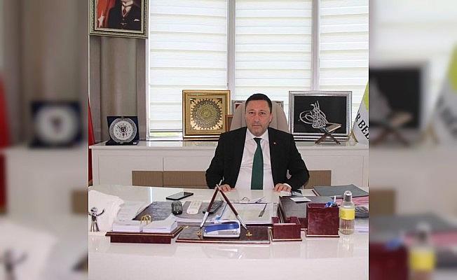 Başkan Beyoğlu'ndan 15 Temmuz programına davet