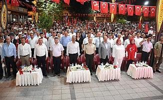 """Başkan Bozdoğan: """"15 Temmuz seçilmişlerin değil, inananların zaferidir"""""""