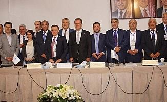 Başkan Seçer Ürdün'de Mersin'i temsil etti