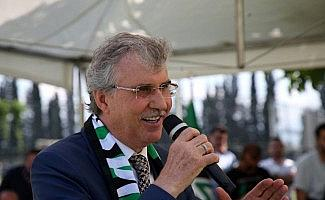 """Başkan Yüce: """"Aslolan sadece Sakaryaspor'dur"""""""