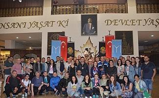Bulgaristan'dan Bilecik'e tarih gezisi