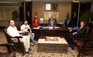 Bursa'da maraton heyecanı