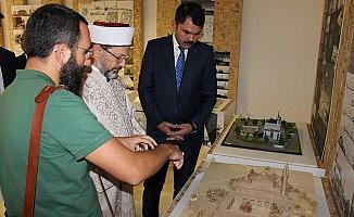Cami Tasarımı Fikri Yarışması'nın kazananları belli oldu