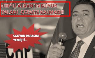 CHP'Lİ ALBAN