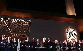 Cumhurbaşkanı Erdoğan, Hafıza 15 Temmuz Müzesi'ni açtı