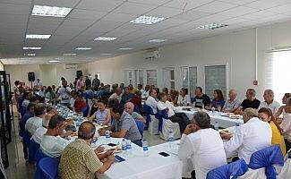Didim'de balık çiftlikleri ve OSB konusunda ortak adım atılacak