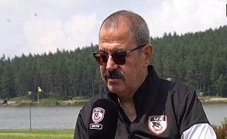 Konukoğlu'ndan transfer açıklaması!