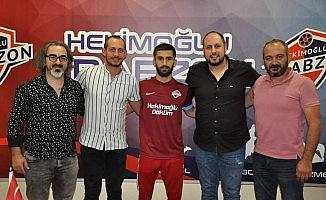 Hekimoğlu Trabzon FK,  Deniz Erdoğan ile 3 yıllık sözleşme imzaladı
