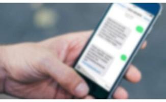 İçişleri Bakanlığı Uyardı! 867 bin 886 vatandaşa mesaj gönderildi
