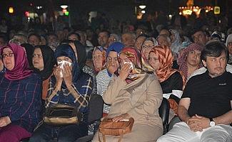 Korkuteli'nde 15 Temmuz Şehitleri anıldı