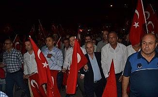 Kozan'da 15 Temmuz Şehitlerini Anma, Demokrasi ve Milli Birlik Günü etkinlikleri