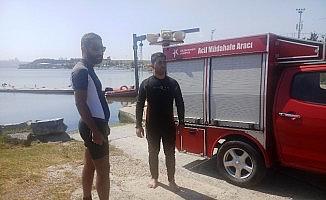 Küçükçekmece Gölü'nde kaybolan kadının cansız bedeni bulundu