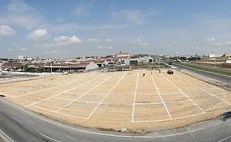Lüleburgaz'da kurban satış yerleri hazırlandı