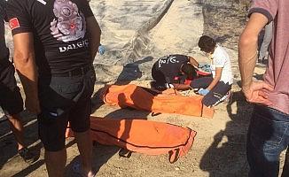 Manisa'da ikiz kardeşler sulama göletinde boğuldu