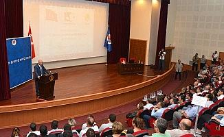 MEÜ'de 15 Temmuz konferansı